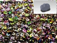 SD-00030/95000 Magic Orchid Iris SuperDuo Beads * BUY 1 - GET 1 FREE *