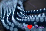 Wall Art 7 - Blue Pearls - Digital Download
