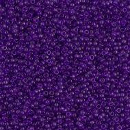 15-1314 Dyed Transparent Red Violet 15/0 Miyuki