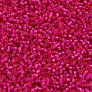15-1436 Silver-Lined Raspberry 15/0 Miyuki