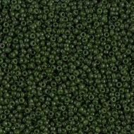 15-1488 Opaque Olive (like DB0663) 15/0 Miyuki