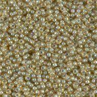 11-0359 Pale Blue Lined Light Topaz Luster 11/0 Miyuki