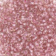 8-3639 Fancy Lined Soft Pink 8/0 Miyuki