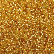 15-0003 Silver-Lined Gold (like DB0042) 15/0 Miyuki