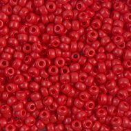 6-0408 Opaque Red (like DB0723) 6/0 Miyuki