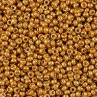 8-4203 Duracoat Galvanized Dark Gold (like DB1833) 8/0 Miyuki