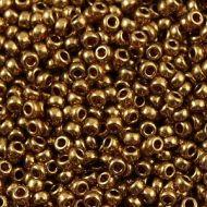 8-0457L Metallic Light Bronze (like DB0022L) 8/0 Miyuki