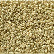 11-5102 Duracoat Galvanized Soft Yellow Gold (like DB2502) 11/0 Miyuki