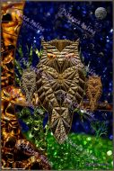 Postcards 11 - Owl Todj - Digital Download