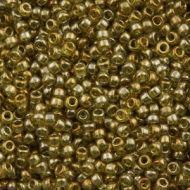 15-1889 Transparent Golden Olive Luster (like DB0124) 15/0 Miyuki
