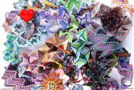 Wall Art 26 - Wall Of Beads Ina - Digital Download