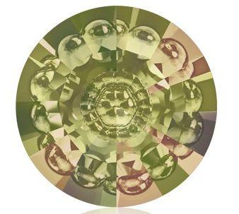 1681 Crystal Luminous Green Vision 12 mm Swarovski * BUY 1 - GET 1 FREE *