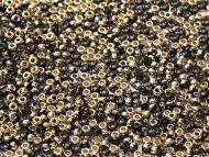 8-0401/26441 Black Amber (Gold) 8/0 Miyuki
