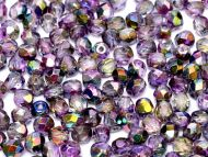 FP03 Magic Lilac 3 mm Fire Polished