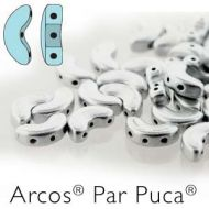 ARC-01700 Silver Satin Arcos par Puca