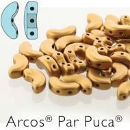 ARC-01740 Bronze Gold Satin Arcos par Puca