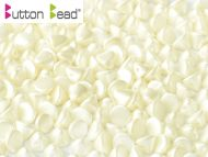 BB-25110 Pastel Pearl Light Cream Button Beads