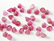 BB-29260 Halo - Madder Rose Button Beads