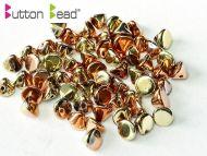 BB-98542 California Gold Rush Button Beads