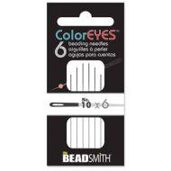 Beading Needle 10 ColorEYES™ - 6 x