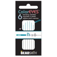 Beading Needle 11 ColorEYES™ - 6 x