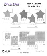 Blank Graphs Peyote Star (download link per e-mail)