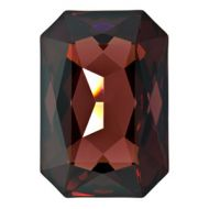 4627 Burgundy Rectangle 27x18.5 mm Swarovski