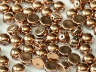 C2-27100 Capri Gold Full 2-Hole Cabochons