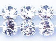 40001 Crystal in Silver NHF Crystal Mesh Swarovski