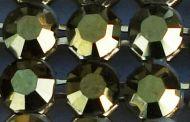 40001 Dorado in Gold HF Crystal Mesh Swarovski