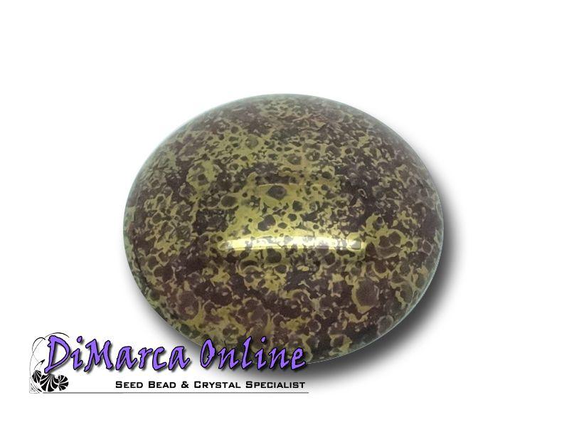 Cabochons Glass Round 25 mm Par Puca