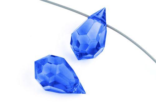 PD681 Capri Blue Drop 15x9 Preciosa
