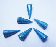 SPK17-03000/14464 Chalk Blue Lumi Spikes 7x17 mm