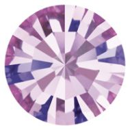 PC08 Amethyst Light Chaton 8 mm SS39 Preciosa - 12 x