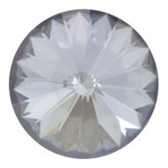 1122 Crystal Blue Shade Rivoli 12 mm Swarovski