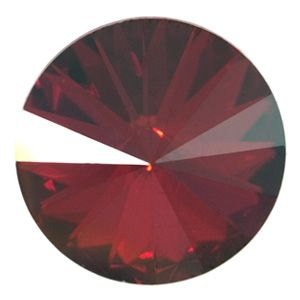 1122 Crystal Red Magma Rivoli 14 mm Swarovski