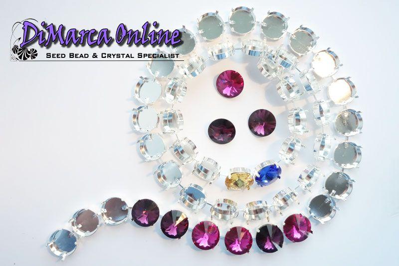 Settings Bracelets (Empty Cup Chain)