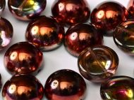 DO-00030/95200 Magic Rasberry Dome Beads * BUY 1 - GET 1 FREE *