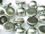 DO-27000 Labrador Full (Silver) Dome Beads * BUY 1 - GET 1 FREE *