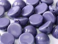 DO-48257 Fiesta Light Plum Dome Beads * BUY 1 - GET 1 FREE *