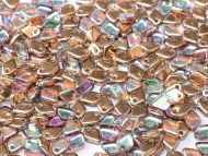 DS-00030/98533 Crystal Rainbow Copper Dragon Scale Beads * BUY 1 - GET 1 FREE *