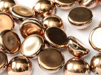 Dome Beads 12x7 mm