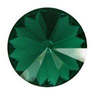 1122 Emerald Rivoli 14 mm Swarovski