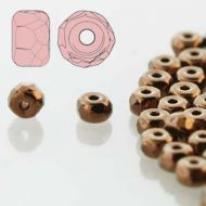 FMS-23980/14415 Antique Bronze 2 mm Faceted Micro Spacer ~ 100 x * BUY 1 - GET 1 FREE *