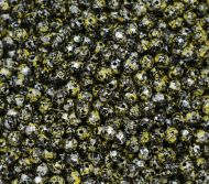 FP03 Tweedy Yellow 3 mm Fire Polished