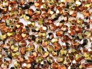 FP04 California Gold Rush 4 mm Fire Polished