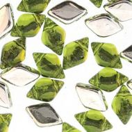 GD-50230/27002 Backlit Olivine GemDuos