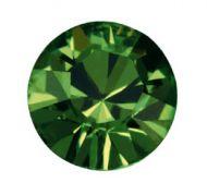PC47 Green Turmaline Chaton 10 mm SS47 Preciosa