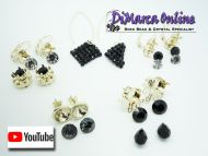 Earring Kit Gold - 5 Sets