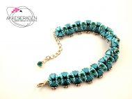 Lief Bracelet Turquoise by Akke Jonkhof
